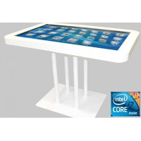 Table interactive iTABLE GLASS G4 I7